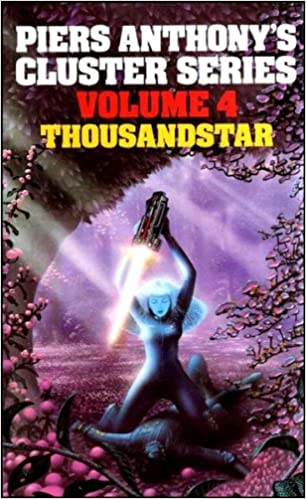 Thousandstar (Cluster, Book 4)