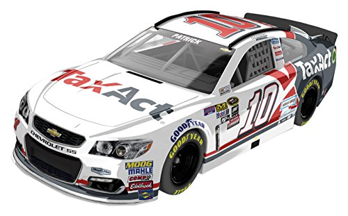 Lionel Racing Danica Patrick #10 TaxAct 2016 Chevrolet SS NASCAR Diecast Car (1:64 Scale) by Lionel Racing