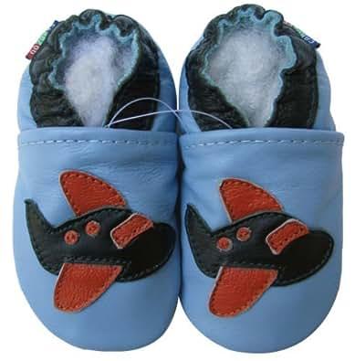 Amazon.com | Carozoo baby boy soft sole leather infant ...