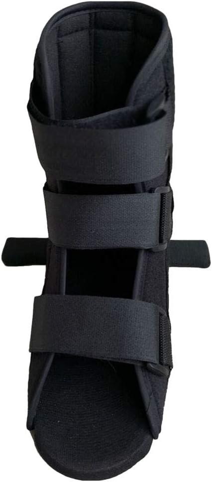 SUPVOX Bota ortopédica Aircast Boot Fracture Aircast para pie roto Fractura de tobillo Estabilizador de pie S