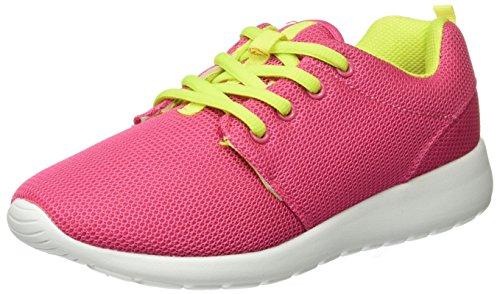 BEPPI Sport Shoe, Zapatillas de Deporte Unisex Adulto Rosa (Fuchsia)