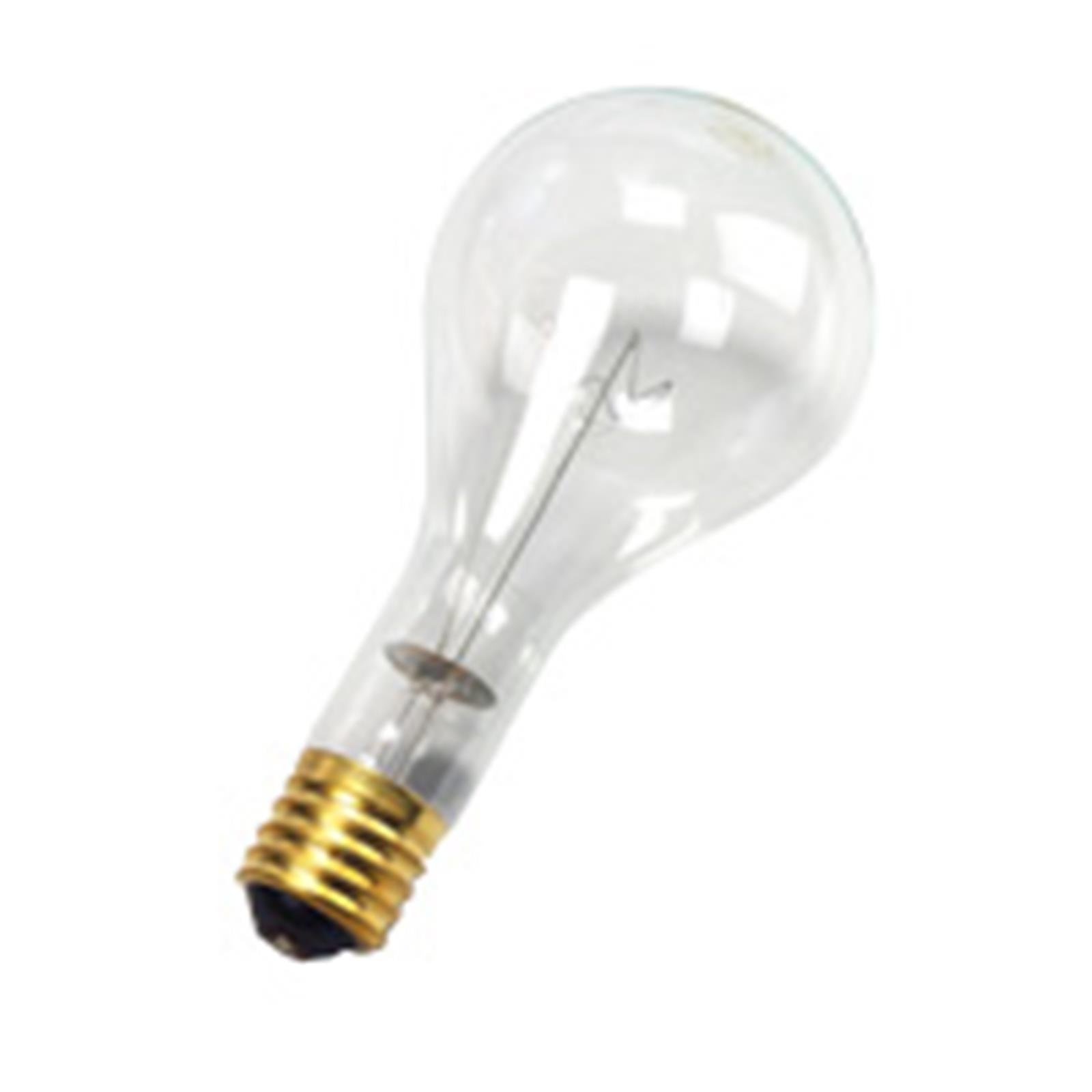 24 Qty. Halco 300W PS35 CL MOG 130V 5M Prism PS35CL300/P5 300w 130v Incandescent Clear Prism Long Life Plus Lamp Bulb by Halco