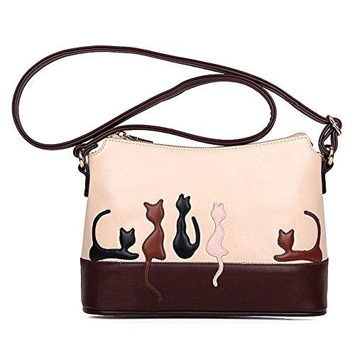 Bag Ladies 2018 Shoulder Pu Messenger Fashion Crossbody Handbags Bags For Women Ssmeng Leather zZfAqPww