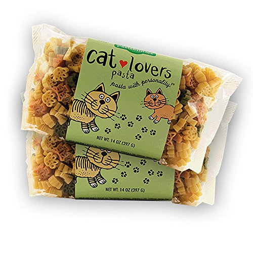 (Pastabilities - Cat Lovers Pasta - 14 oz. (Pack of 2))