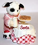 Mary's Moo Moos 1999 Christmas Is A Time To Share With Moo 548731