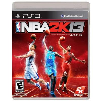 NBA 2k13 (With Case, PS3, 2012) (Ps3 Games Nba 2k13)