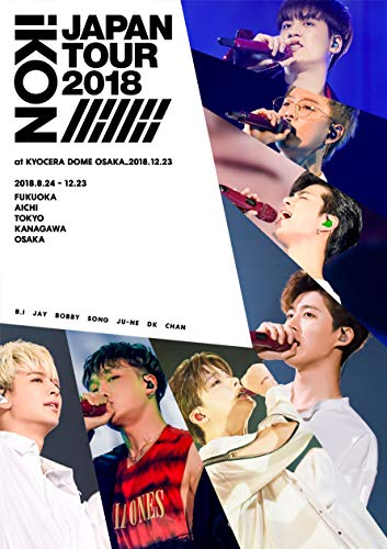 iKON 아이콘 JAPAN TOUR 2018(Blu-ray Disc)