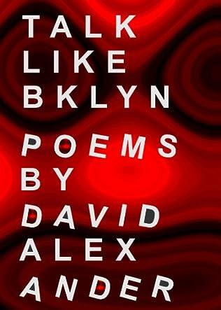book cover of Talk Like BKLYN