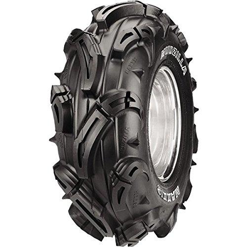 Maxxis M966 Mudzilla Tire - Front/Rear - 30x11x14 , Tire Size: 30x11x14, Rim Size: 14, Position: Front/Rear, Tire Ply: 6, Tire Type: ATV/UTV, Tire Construction: Radial, Tire Application: Mud/Snow TM15410000