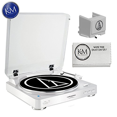 Audio-Technica Bluetooth Turntable  ATLP60BT + ATN3600L Extr