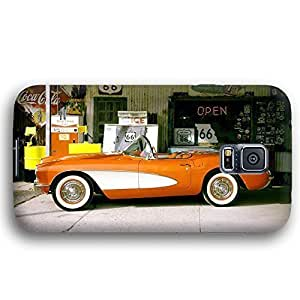 1960s Corvette Classic Car For Case Ipod Touch 4 Cover lim Phone Case