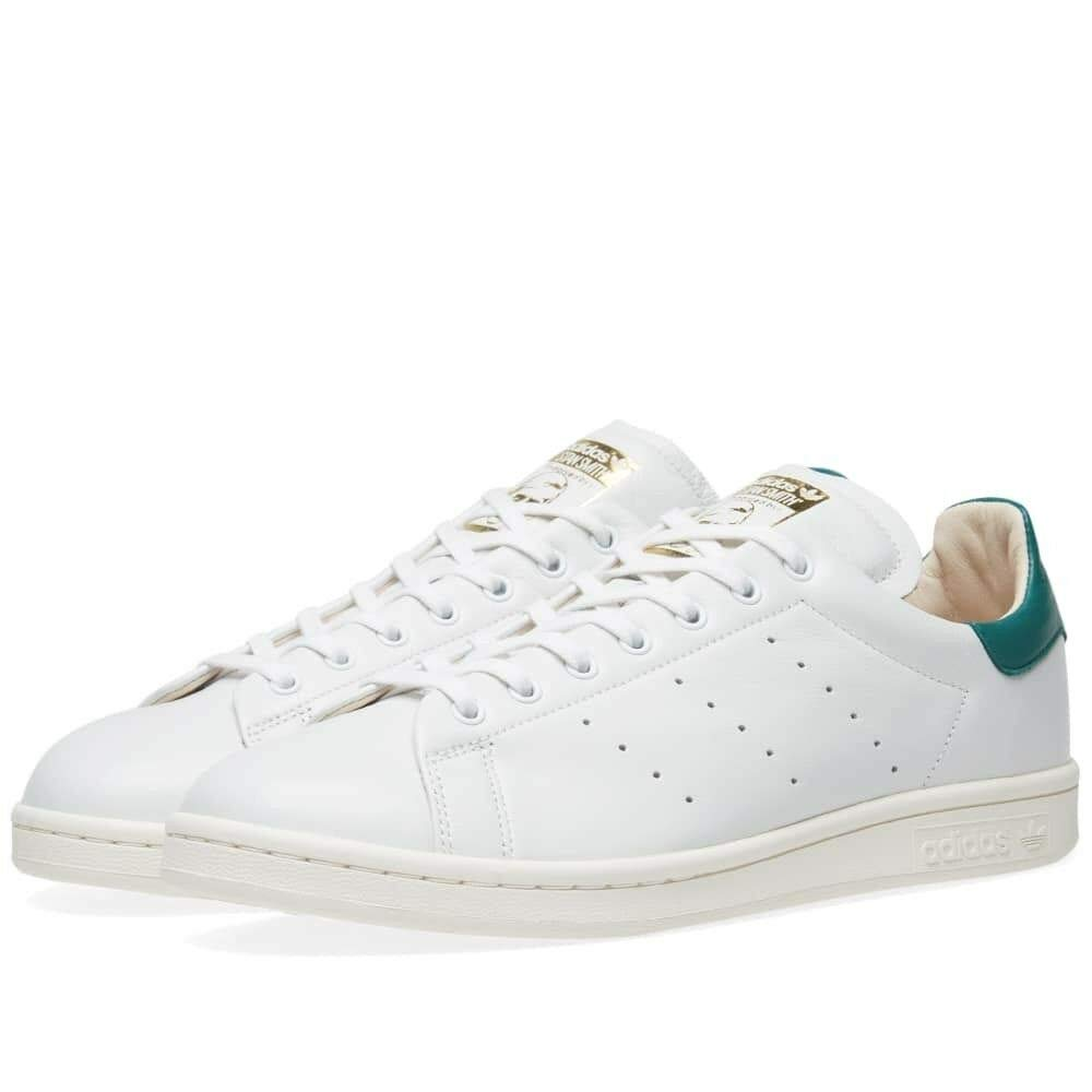 sneakers for cheap 5034c 6af9c Amazon.com | adidas Originals Men's Stan Smith Recon Shoes ...