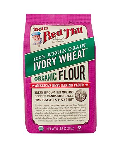 Milling Organic Red Wheat Flour - 6