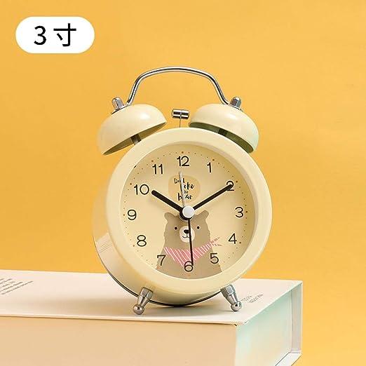 Mzbbn Réveil Digital Horloge Digitale Muet Horloge De Chevet