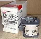 ABB, KBC30G-04, BC30 Coil, 110Vdc