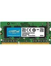 Crucial RAM 8GB DDR3 1600 MHz CL11 Laptop Memory CT102464BF160B photo