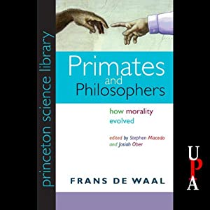Primates and Philosophers Audiobook