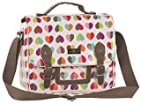 Beau & Elliot Multi Confetti Insulated Lunch Bag Satchel