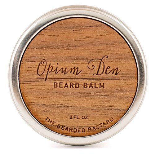 Opium beard Balm Bearded Bastard