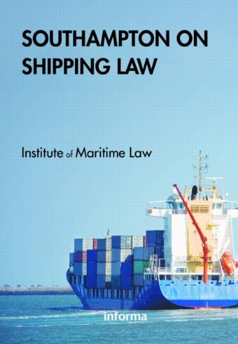 Read Online Southampton on Shipping pdf