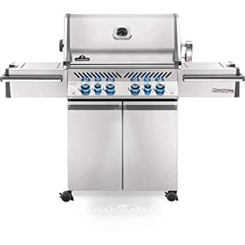 Napoleon Stainless Steel 6 Burner Gas Grill