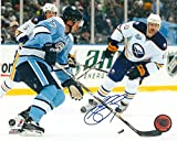 Autographed Crosby Picture - 8X10 WINTER CLASSIC COA - Autographed NHL Photos
