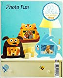 MCCALL'S KWIK SEW PATTERN PICTURE FRAME 3 ANIMALS : BUNNY RABBIT CAT DOG # K129 ##collectiblemaster