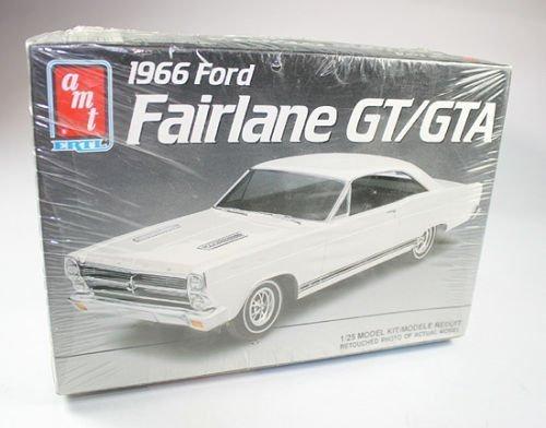 Toy Fairlane - 1966 Ford Fairlane GT/GTA AMT Ertl 1/25 Model Kit by AMT Ertl