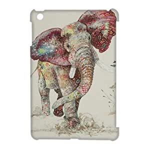 custom ipad mini 3D case, elephant 3D cell phone case for ipad mini at Jipic (style 1)