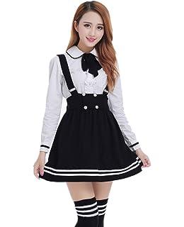 Uniform busty models Costume
