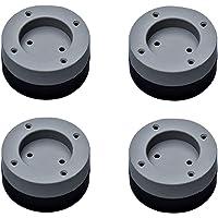 Kitchen-dream Wasmachine Voeten Pads, 4 stks Anti-Vibratie Rubber Voetkussens Anti-Slip Anti Walk Voeten Pad Ideale…