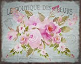 Shabby French Floral Art - 11''x14'' print