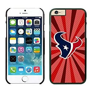 NFL iPhone 6 Plus 5.5 Inches Case Houston Texans Black iPhone 6 Plus Cell Phone Case ONXTWKHB1774