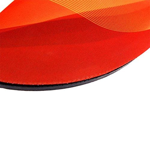 Deportes Orange de aire zapatilla playa zapato Yoga Piscina Natación la Unisex libre calcetines zapatos Aqua ejercicio al verano Deporte Surf de en Ligera acuático HqTPdngH