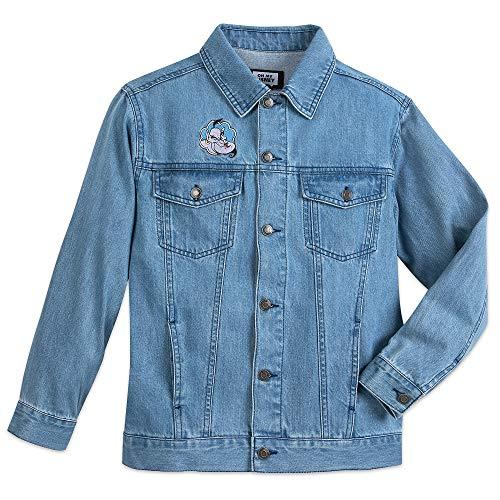 Disney Genie Denim Jacket for Women Size Ladies M Denim