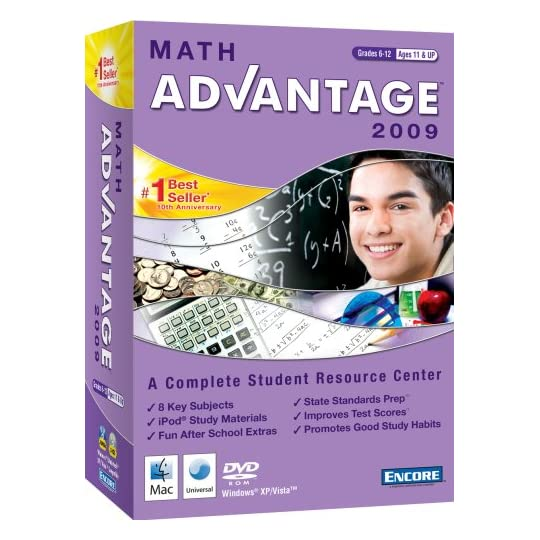 Math Advantage 2009 [OLD VERSION]