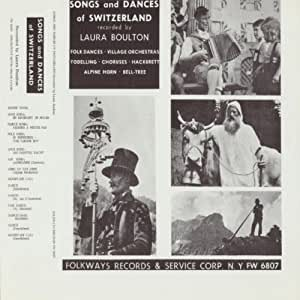 Songs of Switzerland