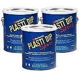 Plasti Dip Multi Purpose Rubber Coating Spray - Fluorescent Purple - 1 Gallon (Pack of 3)