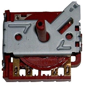 Recambioss Selector Horno TEKA 4 POSICIONES 640463: Amazon.es: Bricolaje y herramientas
