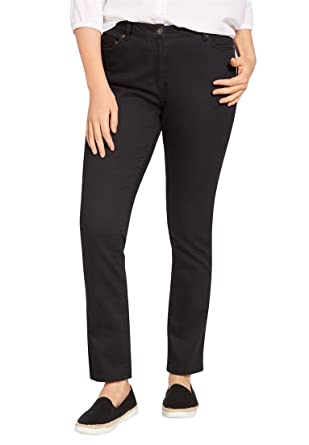 Women's Plus Size Tall Skinny Stretch Jean at Amazon Women's ...