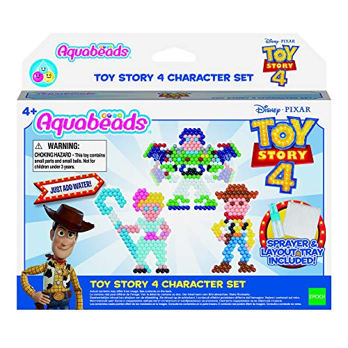Aquabeads Toy Story 4 Character Set
