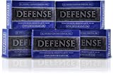 Defense Soap is considered the ultimate soap for wrestlers, jiu-jitsu and MMA athletes. The key ingredients include essential oils known for their ability to help guard against the skin problems associated with contact sports. Offense wins matches, D...