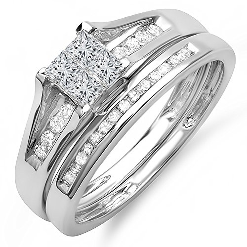 Princess Diamond Ladies Engagement Matching product image