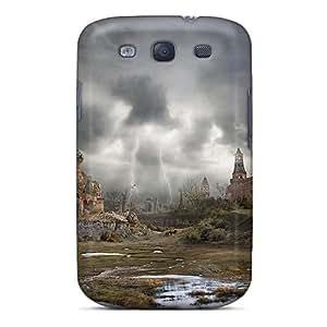 Cute High Quality Galaxy S3 Temple Case