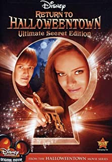 return to halloweentown ultimate secret edition