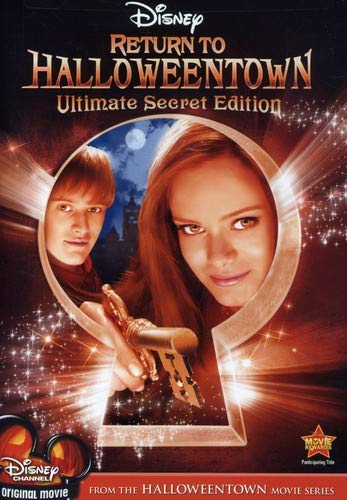 Halloween Town Movie Set (Return to Halloweentown (Ultimate Secret)