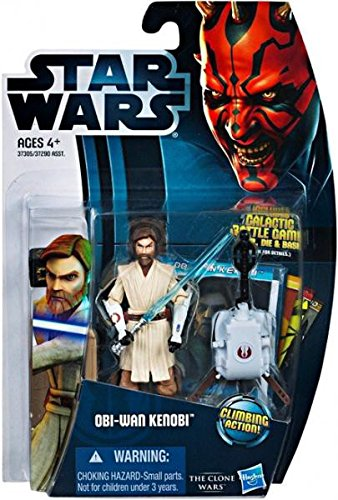 Star Wars 2012 Clone Wars Action Figure CW No. 12 ObiWan ()