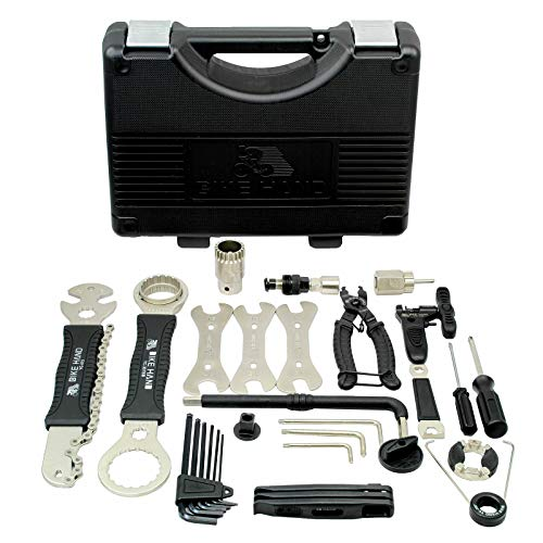 BIKEHAND Quality Bike Bicycle Repair Maintenance Tool Set Kit