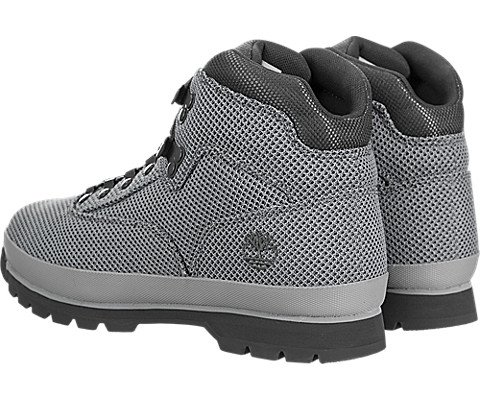 Timberland Euro Hiker Mid Fabric Men's Boot 8.5 D(M) US Grey by Timberland (Image #3)