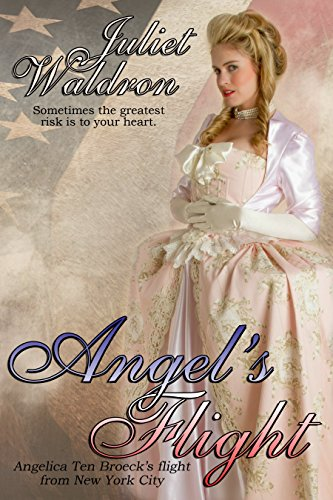 Book: Angel's Flight (Books We Love historical romance) by Juliet Vandiver Waldron